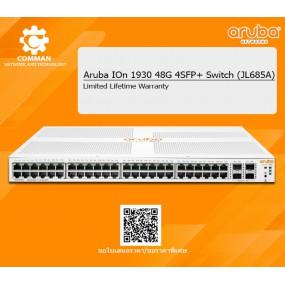Aruba IOn 1930 48G 4SFP+ Switch (JL685A)