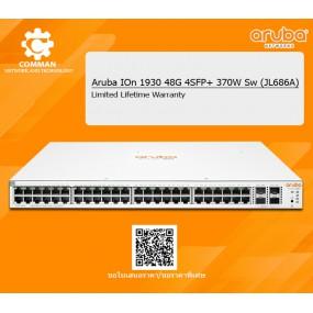 Aruba IOn 1930 48G 4SFP+ 370W Sw (JL686A)