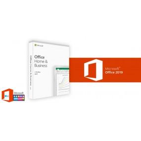 ขาย Microsoft Office 2019 Home & Business แท้ ถูกลิขสิทธิ์ สำหรับองค์กร สำนักงาน บริษัท โรงงาน (Disc)